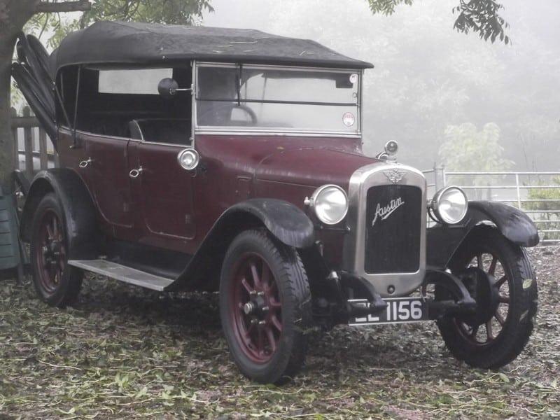 Classis car 1