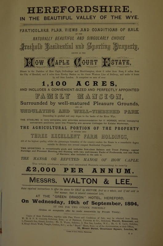 Sale Doc 1894